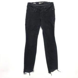Madewell Maternity Skinny Pull-On Jeans 28